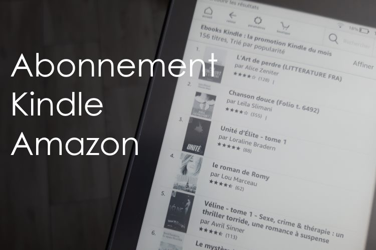 abonnement-kindle-amazon